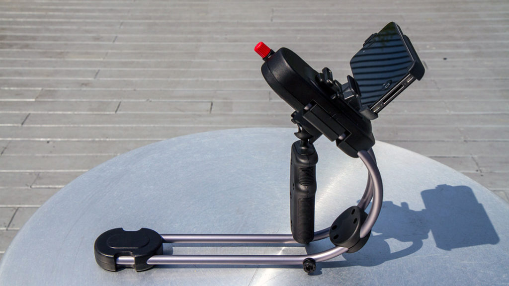 Photo du stabilisateur Steadicam Smoothee