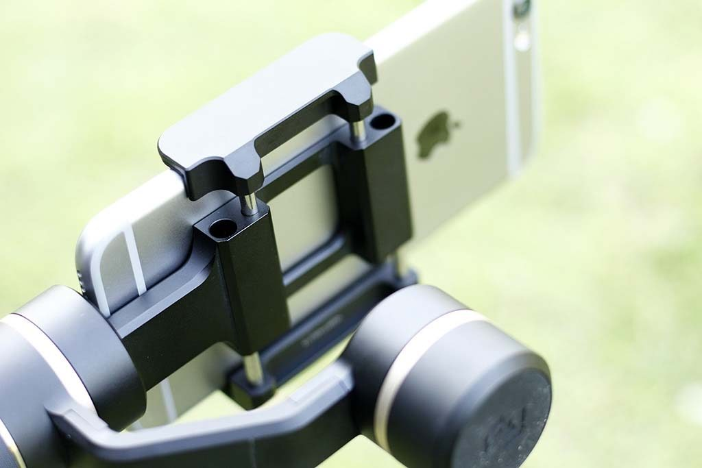 Photo du stabilisateur Feiyu spg c