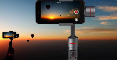 Photo du stabilisateur Zhiyun Smooth 3