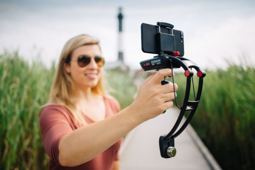 Photo du stabilisateur Steadicam Volt
